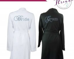 Bride & Groom Cotton Robes