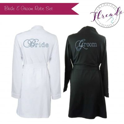 His and Hers Dressing Gowns | Perfect Wedding Items Order Online Today