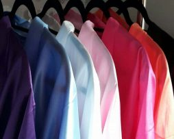 personalised satin bridal robes