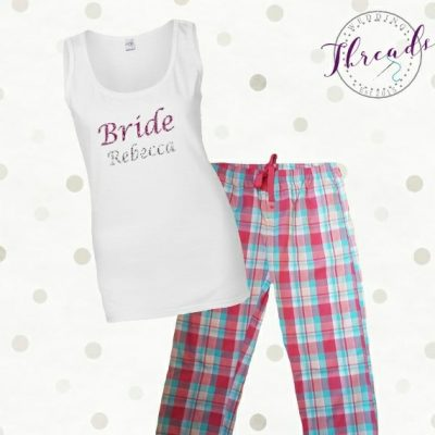 Bride to be pj's