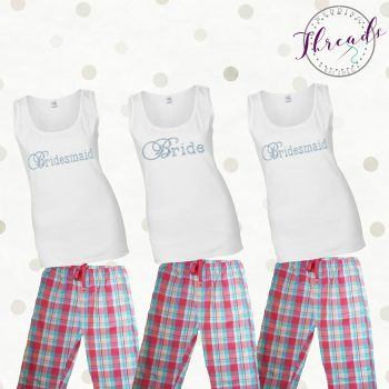 Bridal pajama set