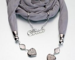 bride-scarf-grey