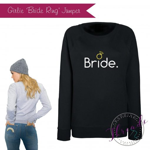 Bride Ring Jumper