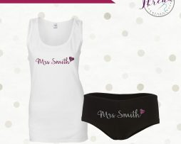 Vest and shortie set adore wedding