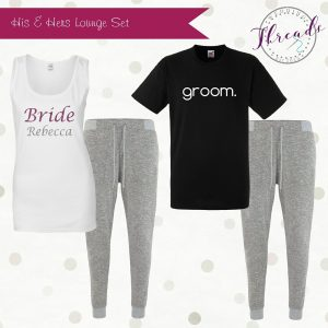 his and hers lounge set pyjamas