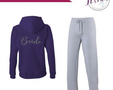 wedding tracksuit