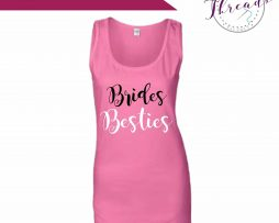 Bridesmaid wedding vest