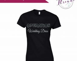 Wedding Bridesmaid tshirt