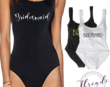 Bridesmaid Swimsuit
