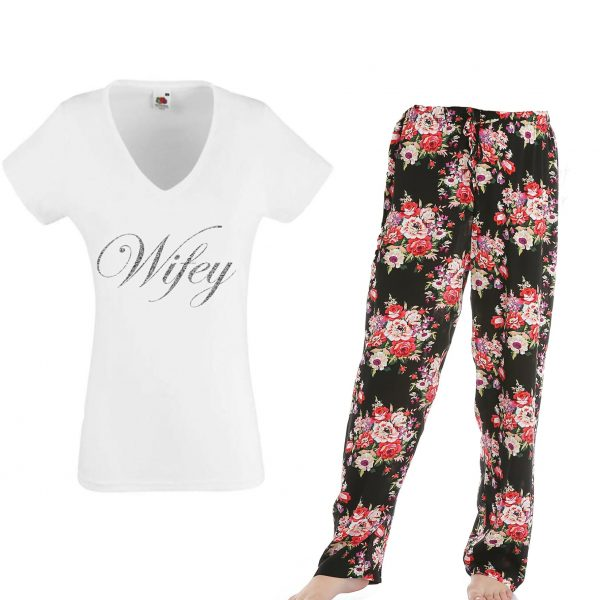 Floral Pyjamas cotton