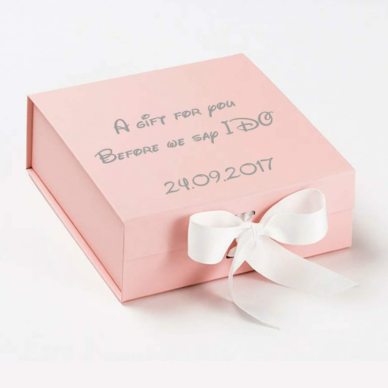 gift box personalised