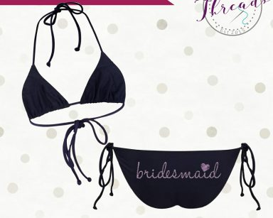 Bridesmaid Bikini swimsuit