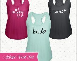 Wedding vests