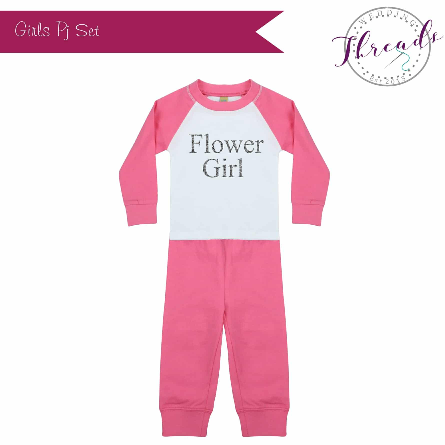 Flower Girl Pyjamas