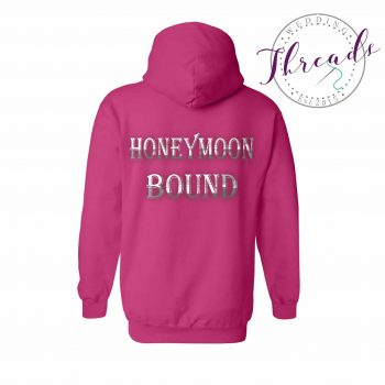 Honeymoon Bound hoodie