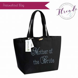 Mother of the Bride tote bag