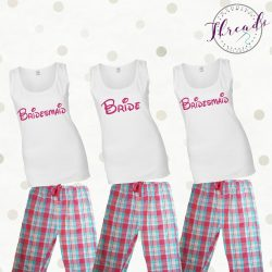 Bridal Party Pyjamas