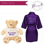 Flower Girl personalised gift