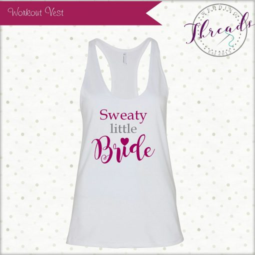 Workout Gym wedding vest