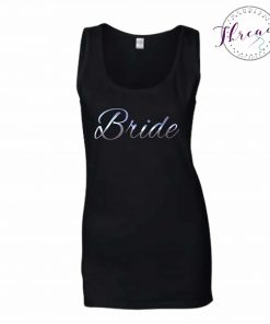 Personalised Bridal Vests