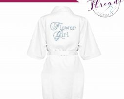 Flower Girl Dressing Gowns