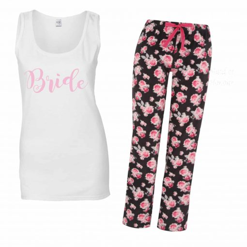 Bride cotton Pyjamas
