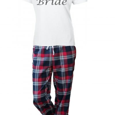 Wedding Morning Pyjamas