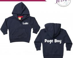 Toddler Page Boy Hoodie