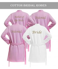 Cotton Robe Sets