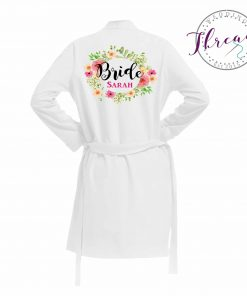 Printed Cotton Robes
