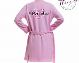 Wedding Day Robes