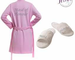 Maid of Honour Robe