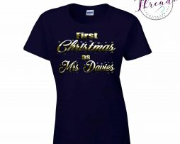 1st Christmas T-Shirt