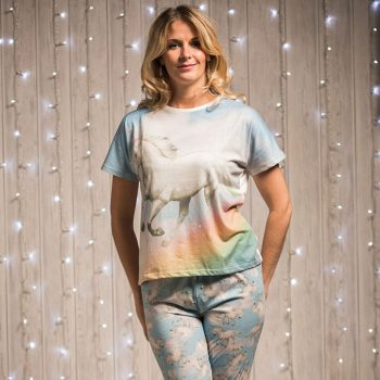 Bridal Unicorn Pyjamas