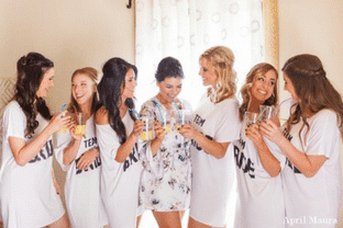 1760a1a6c2 Personalised Pyjamas. Bride   Bridesmaid Pj s · Bridal Party