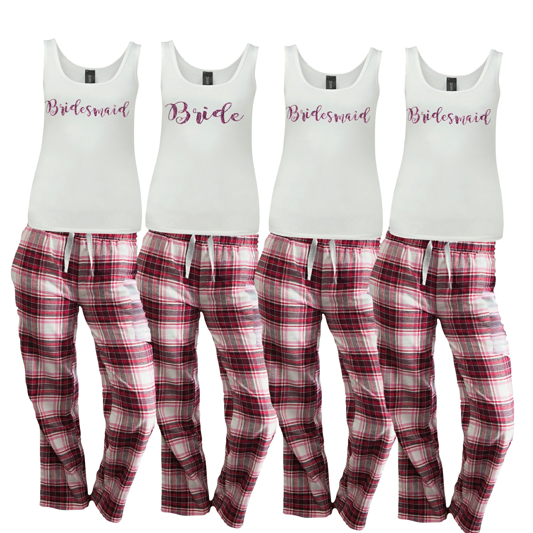17d406249e Order Now-Bridesmaid Getting Ready Pyjamas for your Wedding