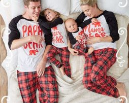 Family Pajama Sets
