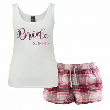 Wedding Pyjamas