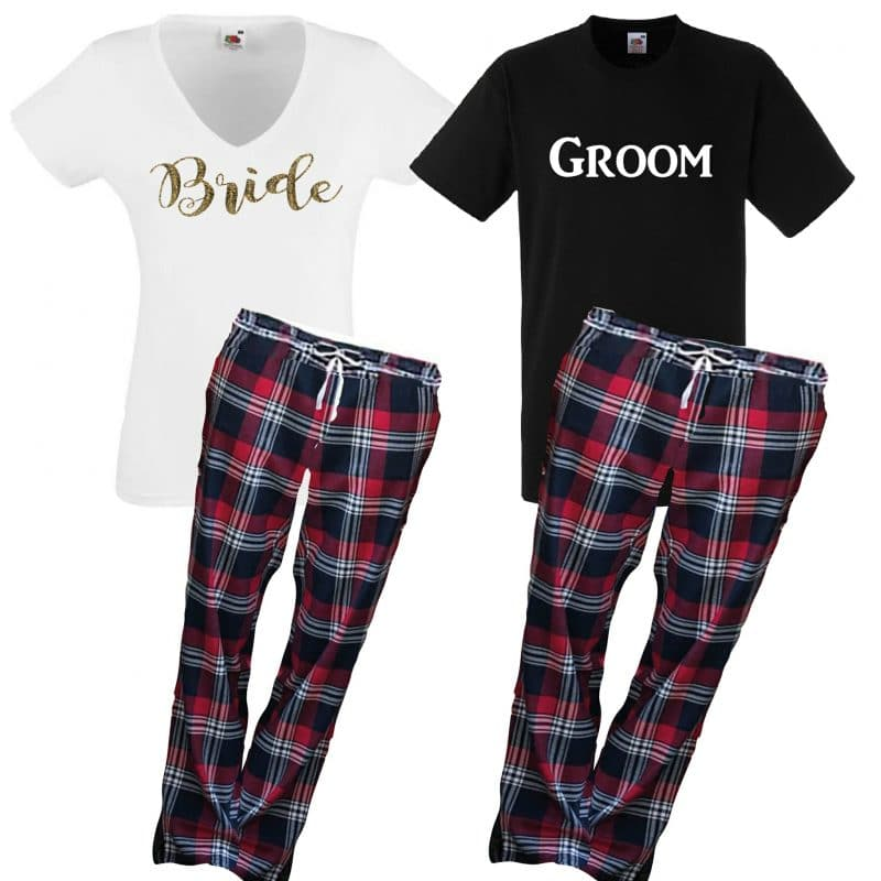 His and Hers Pyjama Sets