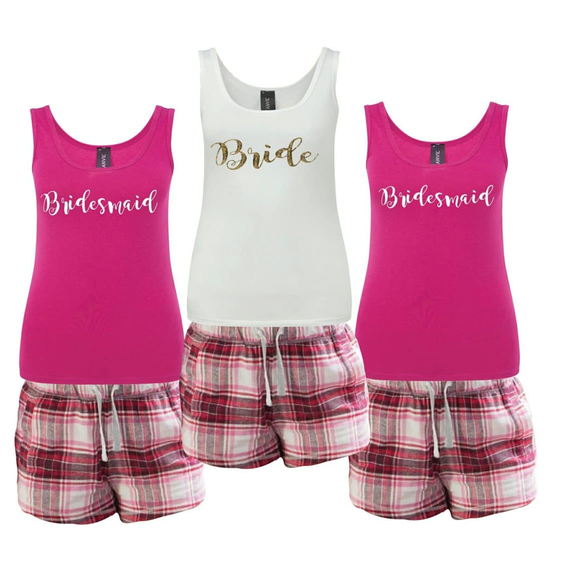 0619254f1a Bridesmaid and Bridal Party Pyjamas - 5 Useful Buying Tips