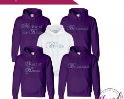 Bridal Party Hoodies