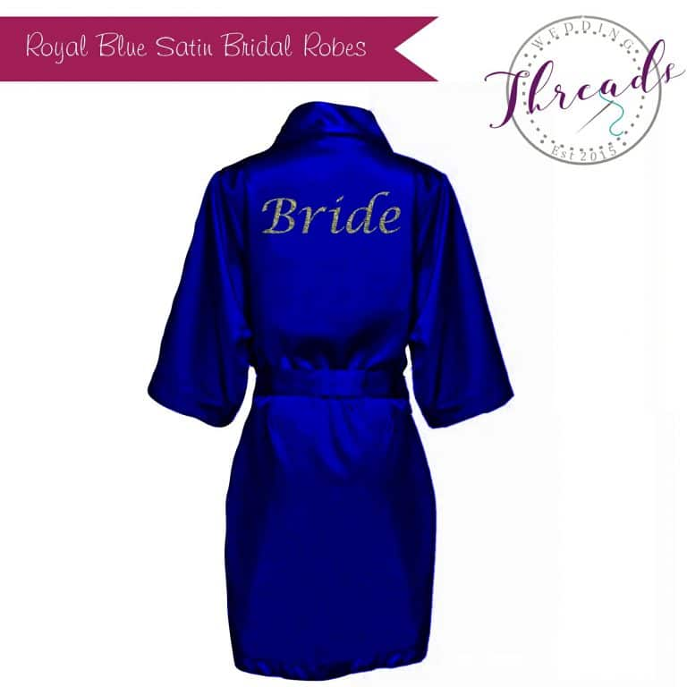 Royal Blue Robes
