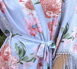 Luna - Bridal Robes Detail